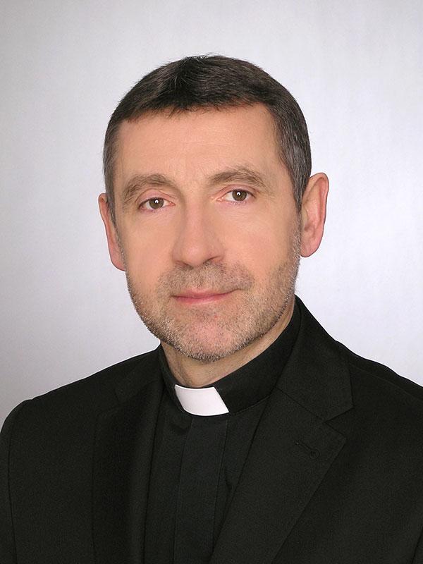Ks. mgr. Tadeusz Pasek
